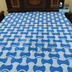 mpf-07 bluep print mattress protector 1