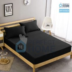 mpf-08-black mattress protector